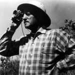 Bunuel.30.set.Luis Bunuel shooting Robinson Crusoe
