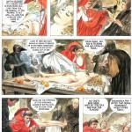 I Borgia. Vol. 1 La conquista del papato - Jodorowsky, Manara-UK.pag.18